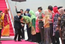 Photo of Kunjungan Kerja, Berikut Agenda Wapres Selama di Lombok.