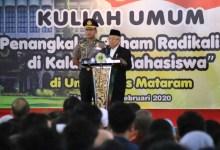 Photo of Kiyai Ma'ruf Amin Ajak Mahasiswa Perangi Radikalisme Mulai Dari Kampus.