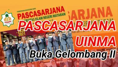 Photo of Gelombang I Diumumkan, S2, S3 UINMA Kembali Buka Pendaftaran