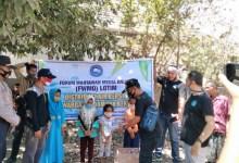 Photo of Peduli Masyarakat Terdampak Kekeringan, Jurnalis Media Online Lotim Distribusikan Air Bersih.