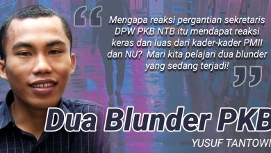 Photo of Dua Blunder PKB