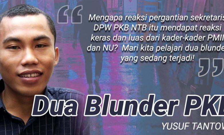 Photo of Dua Blunder PKB