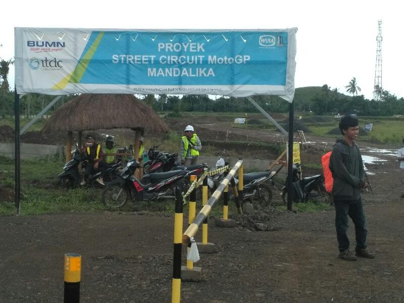 Sirkuit MotorGP Mandalika Lombok