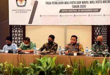 Photo of Jelang Debat Pamungkas, Polresta Mataram Siapkan Pengamanan Ketat