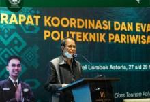 Photo of Perkuat Sinergi, Poltekpar Lombok Gelar Rakor dan Evaluasi Kerjasama.