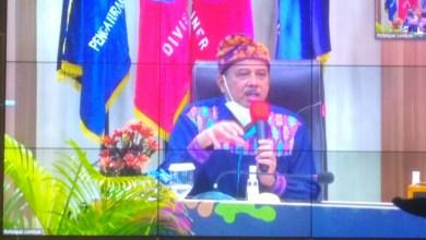 Wakil Direktur 1 Poltekpar Lombok, Dr Farid Said