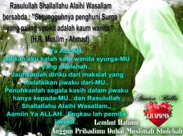 Muslimah Sholehah