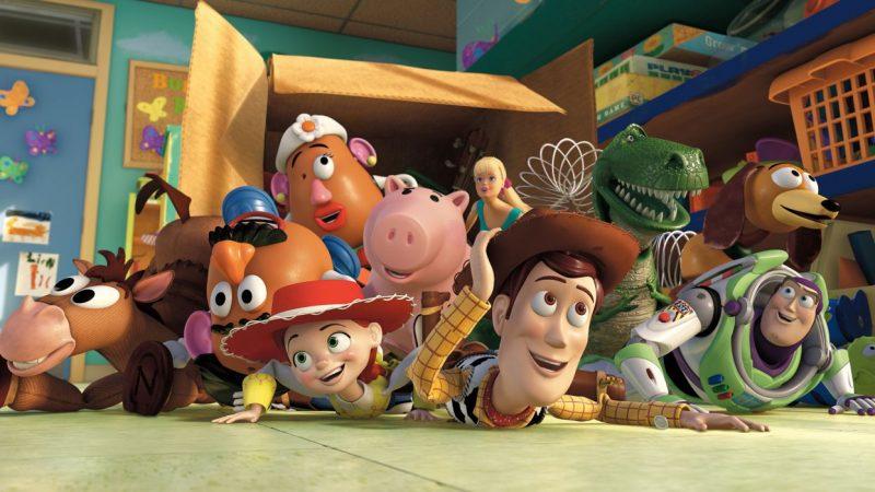 toy story animasi 3d