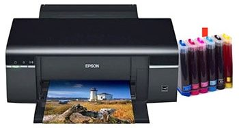 jenis printer untuk cetak foto Epson Stylus Photo T60