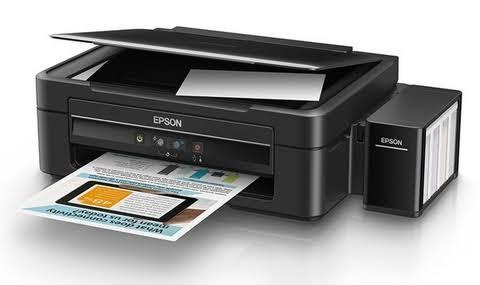 printer epson mencetak dengan jumlah yang normal tidak terlalu banyak untuk merawat printer agar tetap awet