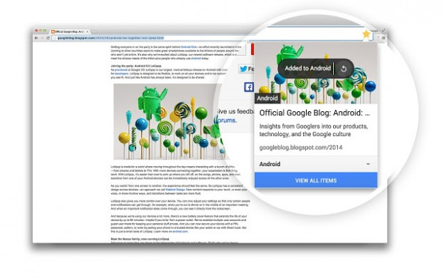Google 推出 Chrome 書籤管理軟體 Bookmark Manager | Qooah