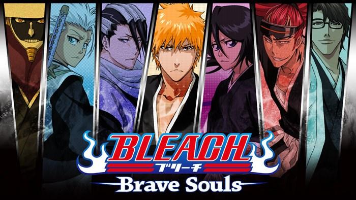漫畫《死神》動作遊戲《BLEACH Brave Souls》登陸手機(附下載) - Qooah