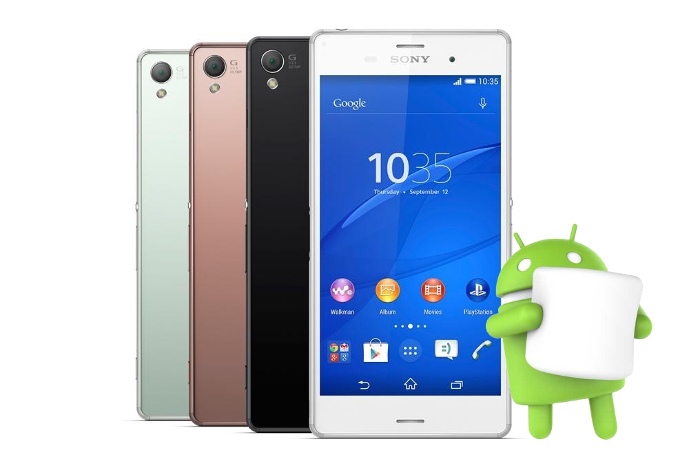 Sony 正式為 Xperia Z3 及 Z3 Compact 推送 Android 6.0 更新   Qooah