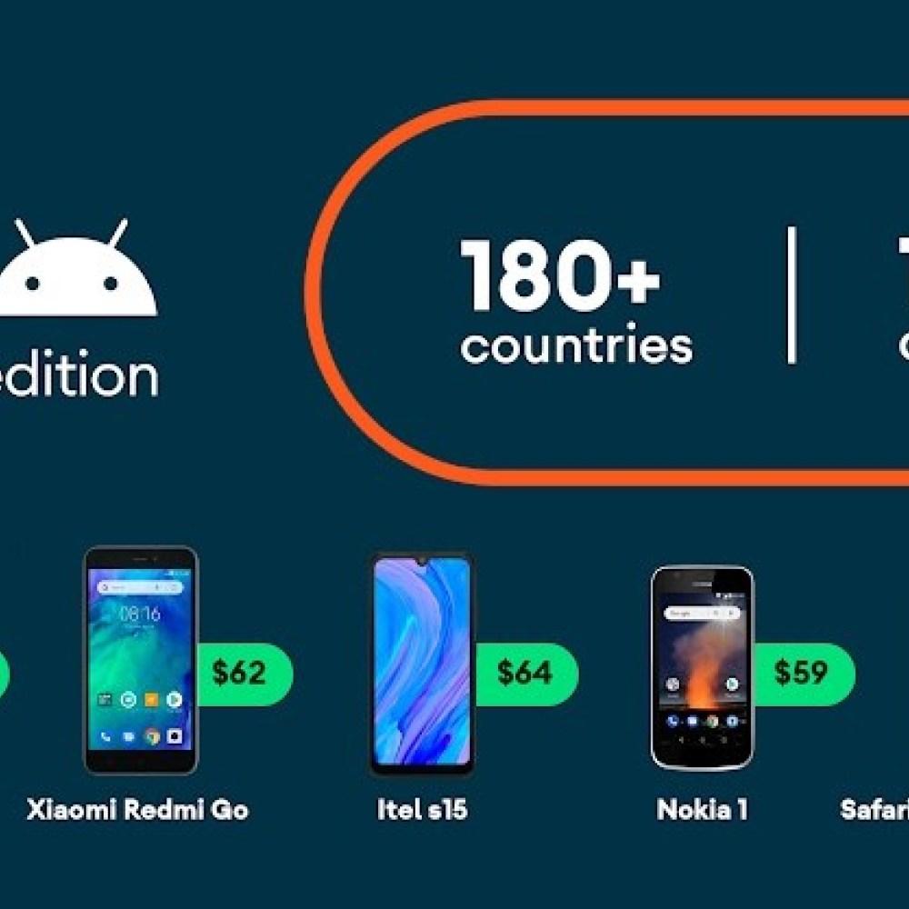 基於Android 10設計。Google宣布推出新版Android Go作業系統 | Qooah