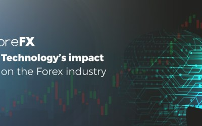 Technology's impact on the Forex industry