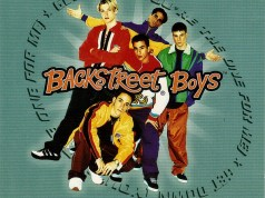 Backstreet Boys Get Down [You're the One for Me]