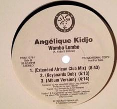 Angelique Kidjo Wombo Lombo