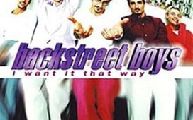 Backstreet Boys I Want It That Way