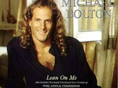 Michael Bolton Lean On Me
