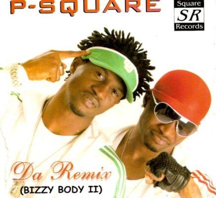 P Square Bizzy Body Remix Ft. Weird MC