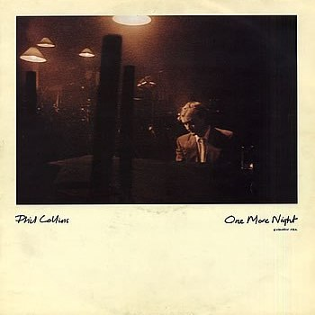 Phil Collins One More Night