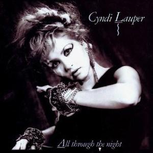 Cyndi Lauper All Through The Night