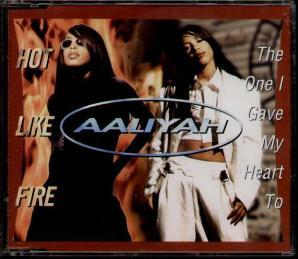 Aaliyah Hot Like Fire