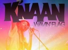 KNaan Wavin Flag