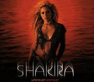 Shakira Whenever Wherever