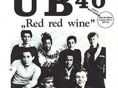 UB40 Red Red Wine
