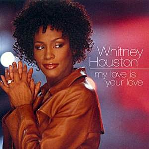 Whitney Houston My Love Is Your Love + Jonathan Peters Remix