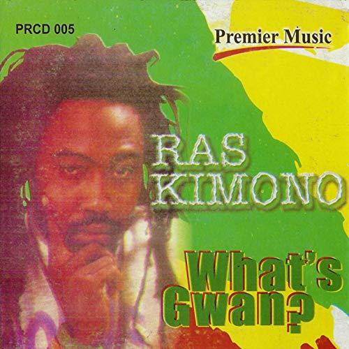 Ras Kimono What's Gwan Album (All Tracks)