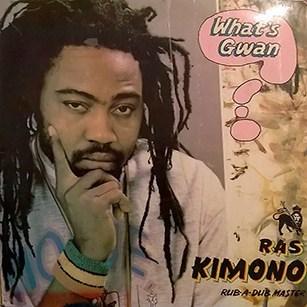 Ras Kimono Whats Gwan