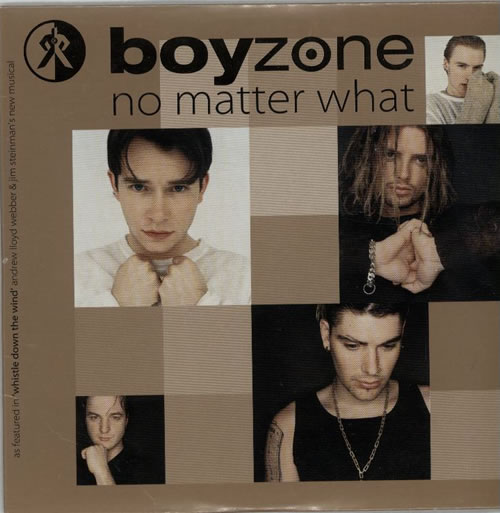 Boyzone No Matter What