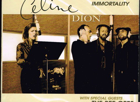 Celine Dion Immortality (ft. The Bee Gees)