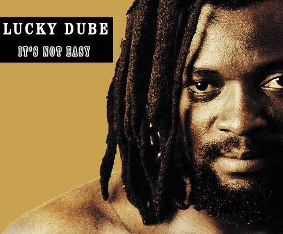 Lucky Dube It's Not Easy
