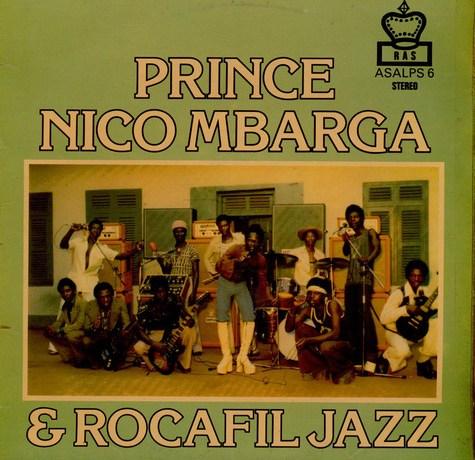 Prince Nico Mbarga Christiana