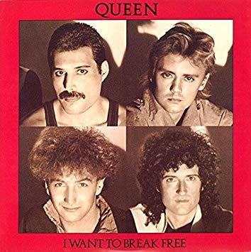 Queen I Want To Break Free