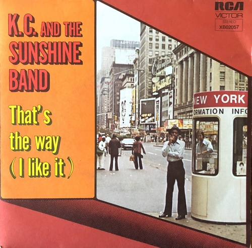 KC and the Sunshine Band That's the Way I Like It Mp3 Download