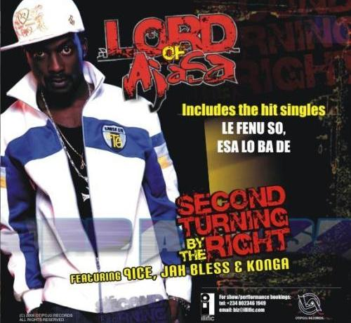 Lord of Ajasa Le Fenu So (ft. 9ice)