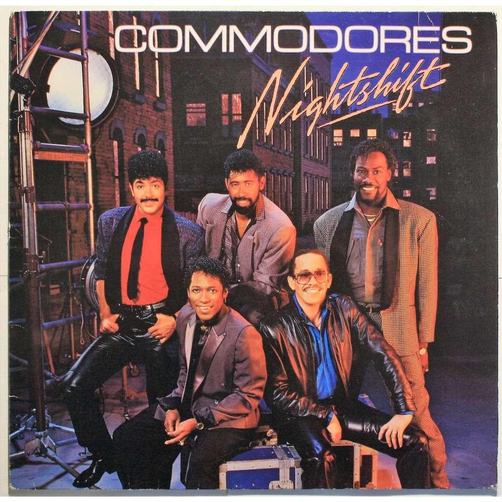 Commodores Nightshift