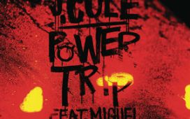 J Cole Power Trip (ft. Miguel)