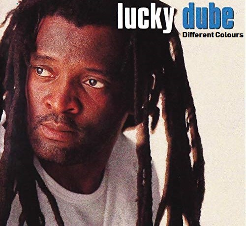 Lucky Dube Different Colours, One People
