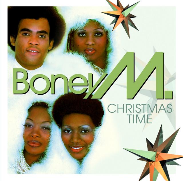 Boney M White Christmas