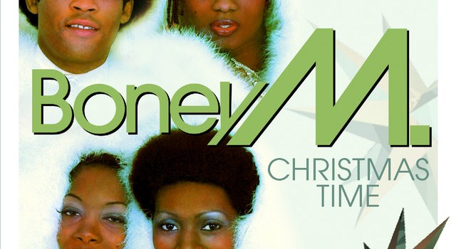 Boney M White Christmas