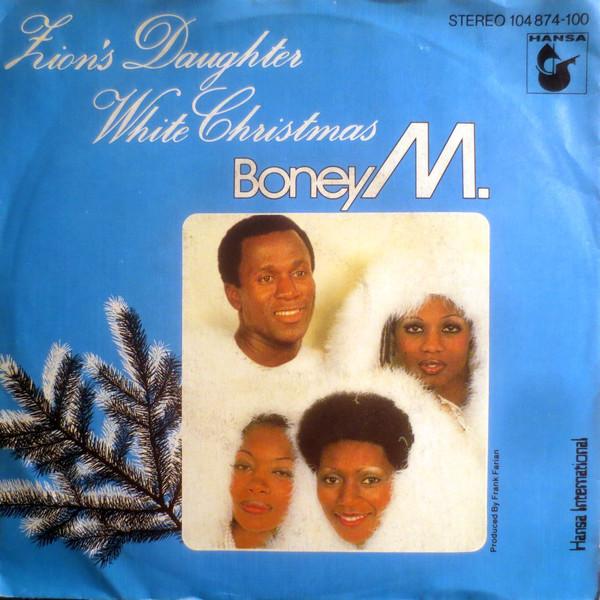 Boney M Zion's Daughter