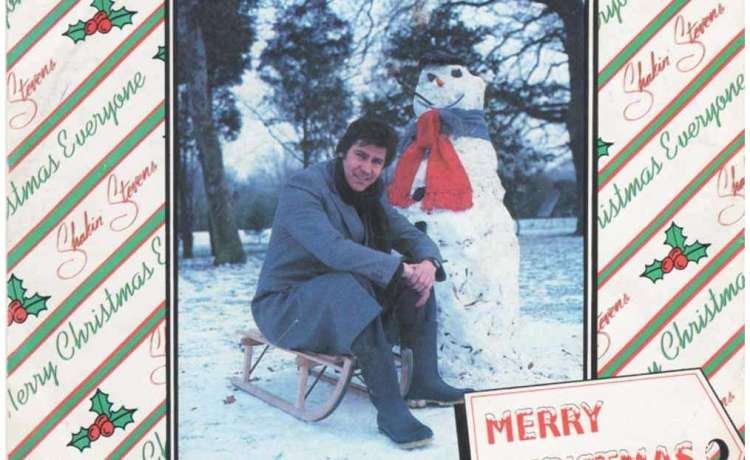 Shakin' Stevens Merry Christmas Everyone