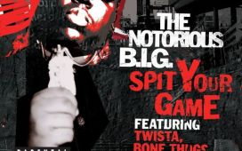 The Notorious BIG Spit Your Game + Remix