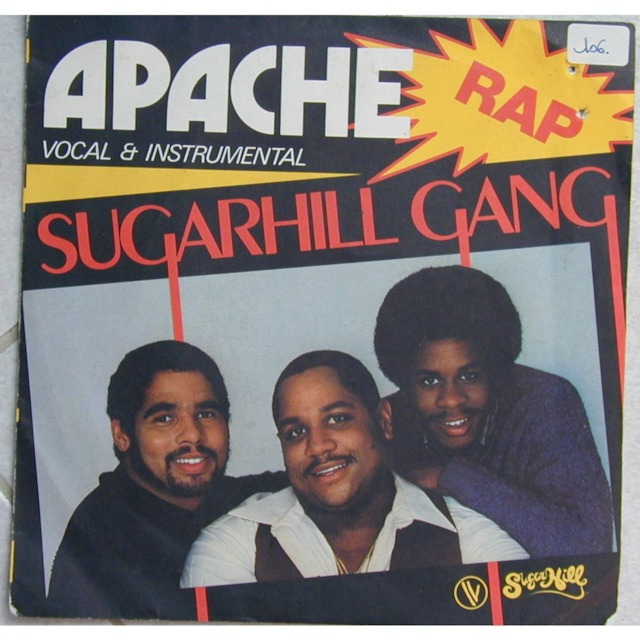 The Sugarhill Gang Apache (Jump On It)
