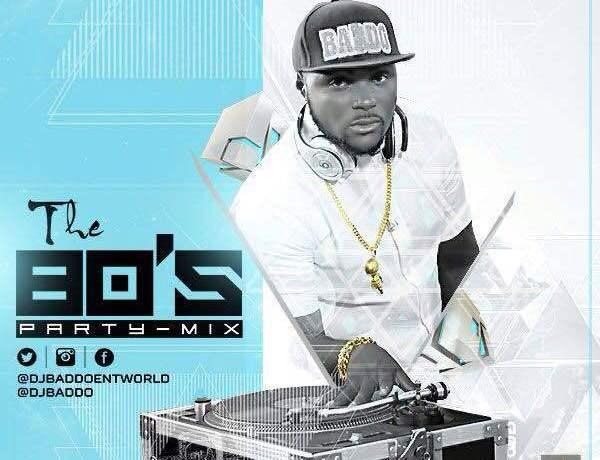 Foreign 80's & 90'S Old Skool Dj Mixtape (Party & Blues DJ Mix)